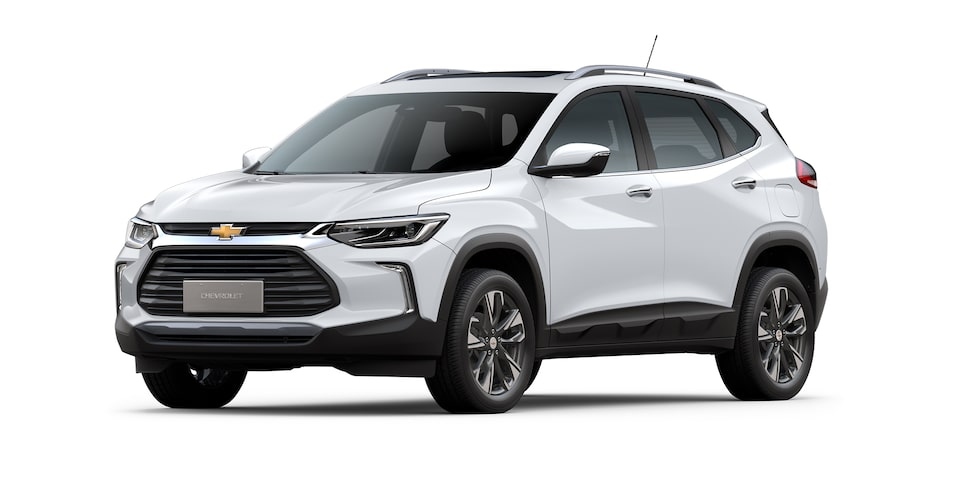 Chevrolet Tracker 2021 color blanco